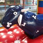 Touro inflável